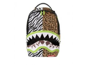 נעלי SAND - תיק SAFARI CUT BACKPACK ספרייגראונד |  SPRAYGROUND
