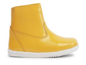 נעלי SAND - צעד שני 634205 Paddington Waterproof Yellow בובוקס|Bobux